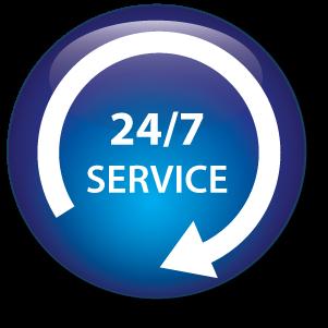 Bild von 24/7 Service Logo